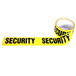 Páska SECURITY igelitová