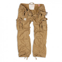 Kalhoty PREMIUM VINTAGE KHAKI