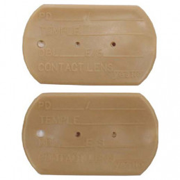 Tišítka/obal US na identifikační známky original US pár