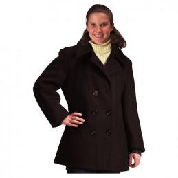 Kabát dámský ULTRA FORCE ČERNÝ