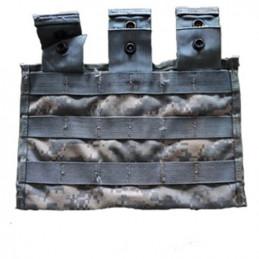 Sumka MOLLE II pro zásobníky 3x M4 ACU DIGITAL použitá