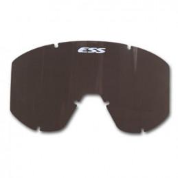 Sklo náhradní pro taktické brýle řady STRIKER TMAVÉ