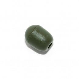 Koncovka plastová 16,5 mm ZELENÁ