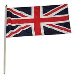 Vlajka na tyčce velká BRITÁNIE