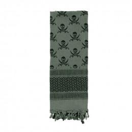 Šátek SHEMAGH LEBKY 107 x 107 cm FOLIAGE
