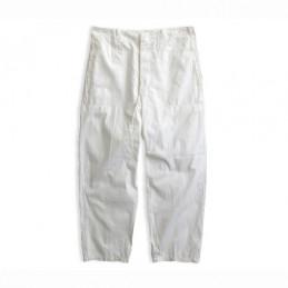 Kalhoty AČR lékařské s poutky BÍLÉ