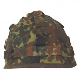 Potah BW na plechovou helmu FLECKTARN použitý