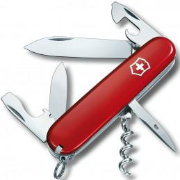 Nůž kapesní SPARTAN 91mm ČERVENÝ