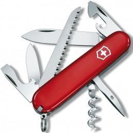 Nůž kapesní CAMPER 91mm ČERVENÝ