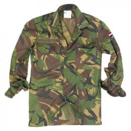 Košile holandská polní dlouhé rukávy DPM použitá