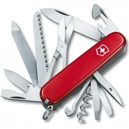 Nůž kapesní RANGER 91mm ČERVENÝ