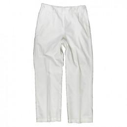 Kalhoty BW MARINE FLAP námořnické BÍLÉ použité