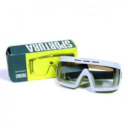 Brýle ochranné NVA motorkářské ŠEDÉ nové