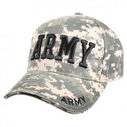 Čepice DELUXE ARMY baseball ARMY ACU DIGITAL