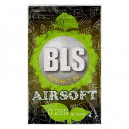 Kuličky airsoft BLS BIO 0.28g 3570ks