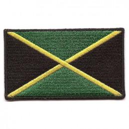 Nášivka vlajka JAMAICA - BAREVNÁ