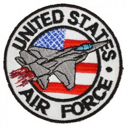 Nášivka US AIR FORCE