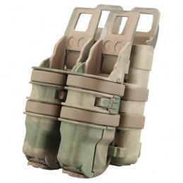 Pouzdro na zásobník + pistol plastové FAST 3.gen. A-TACS FG