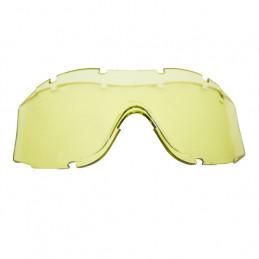 Sklo náhradní pro brýle BOLLE X-1000 ŽLUTÉ