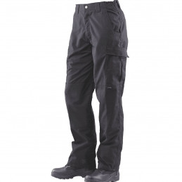 Kalhoty 24-7 TACTICAL CARGO rip-stop ČERNÉ