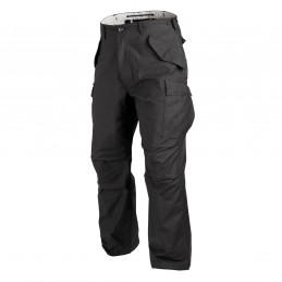 Kalhoty US M65 ČERNÉ