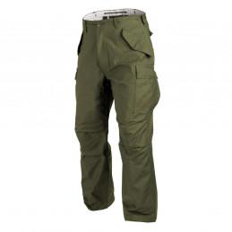 Kalhoty US M65 ZELENÉ