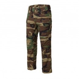Kalhoty URBAN TACTICAL rip-stop WOODLAND