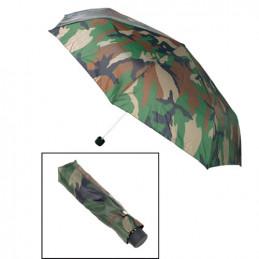 Deštník skládací s obalem WOODLAND