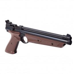 Vzduchovka Crosman 1377 AMERICAN CLASSIC 4,5mm HNĚDÁ