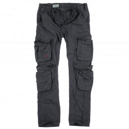 Kalhoty AIRBORNE SLIMMY ANTHRAZIT