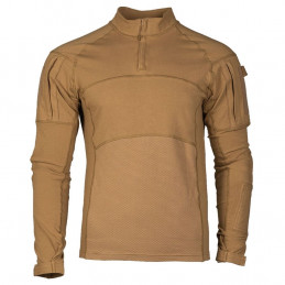 MFH int. comp. | Kalhoty nepromokavé polyester s PVC ČERNÉ