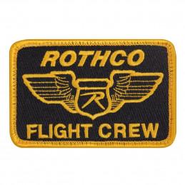 Nášivka ROTHCO FLIGHT CREW velcro