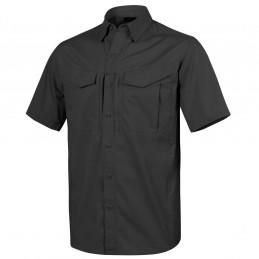 Košile DEFENDER Mk2 kratký rukáv ČERNÁ