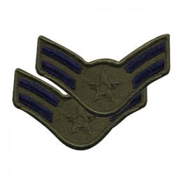 Nášivka USAF AIRMAN 1ST CLASS 1986-1992 OLIV