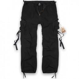 Kalhoty M65 vintage ČERNÉ
