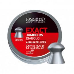 Diabolky JSB EXACT JUMBO RS 5,52 mm 250 ks