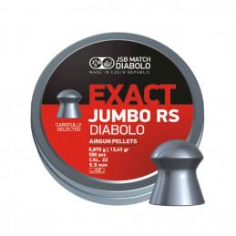 Diabolky JSB EXACT JUMBO RS 5,52 mm 500 ks