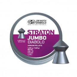 Diabolky JSB JUMBO STRATON 5,5 mm 500 ks