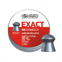 Diabolky JSB EXACT RS 4,52 mm 500 ks
