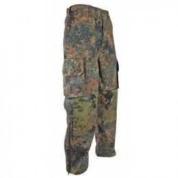 SURPLUS | Kalhoty dámské PREMIUM SLIMMY BLACK CAMO