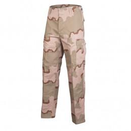 Kalhoty US BDU typ RANGER 3-COL DESERT