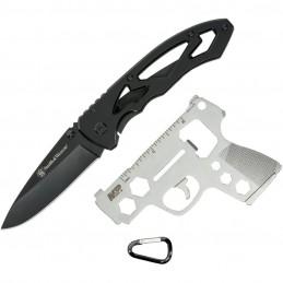 Nůž zavírací HANDGUN s multifunkčním nářadím