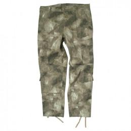 Kalhoty US typ ACU rip-stop MIL-TACS AU