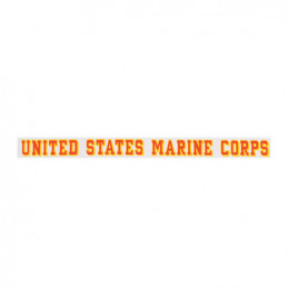Samolepka na okno UNITED STATES MARINE CORPS