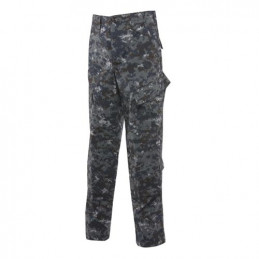 Kalhoty TRU P/C rip-stop MIDNIGHT DIGITAL