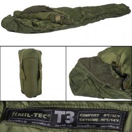 Spacák TACTICAL T3 ZELENÝ