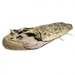 Převlek na spacák MODULAR z vrstveného laminátu WOODLAND