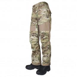 SURPLUS | Kalhoty SECURITY nápis na kapse, ČERNÉ
