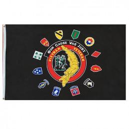 Vlajka VIETNAM VETERAN