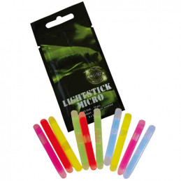 Světlo chemické MICRO 10ks v balení 5 druhů barev